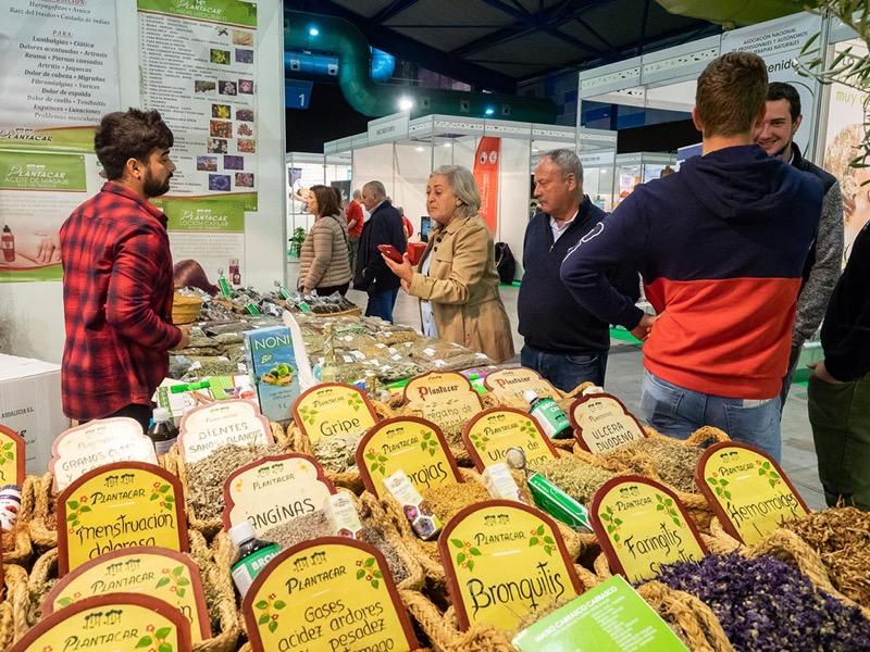 Feria Natura Málaga 2019 stand