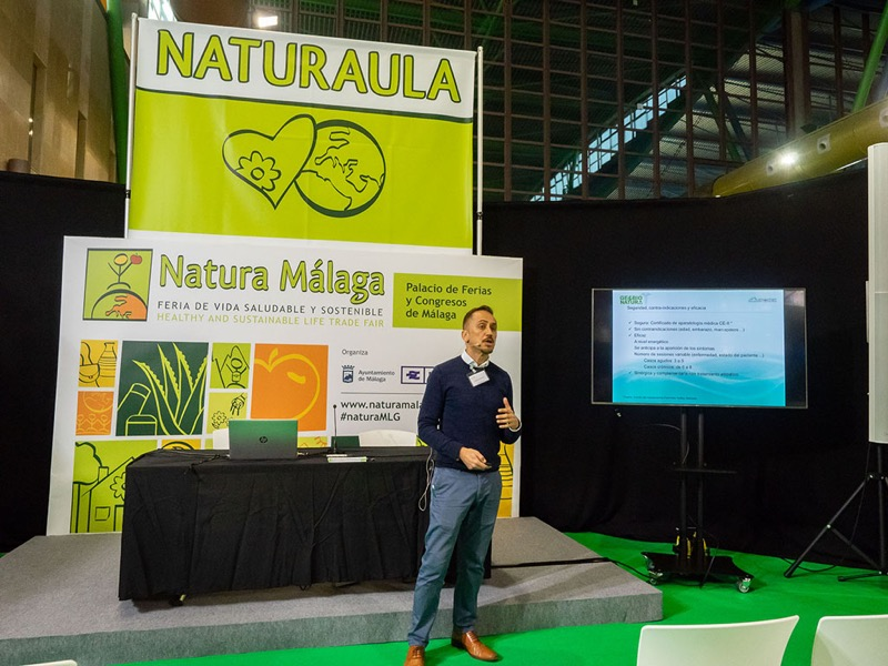 Feria Natura Málaga 2019 Charlas
