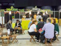 Feria Natura Málaga 2019 Comida vegetariana