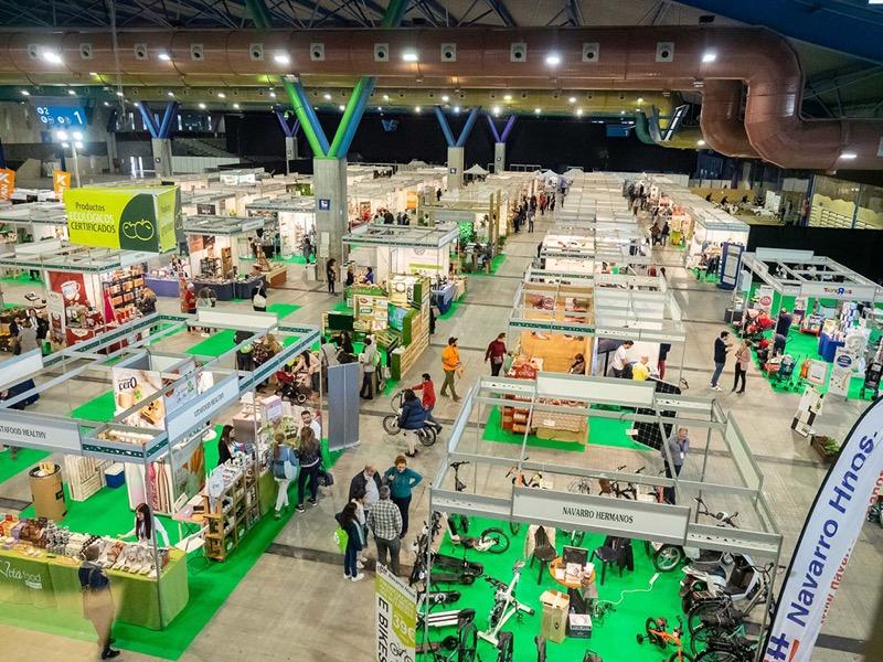 Feria Natura Málaga 2019 Vista general