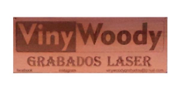 Viny Woody grabados laser