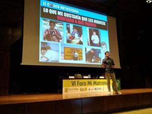 Intervencion-coach-nutricional-Roberto-Vidal-en-Foro-Mi-Matrona