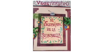El Vegetariano de la Alcazabilla