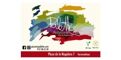 Pizzería Palette